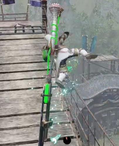 操虫棍鉄蟲糸跳躍